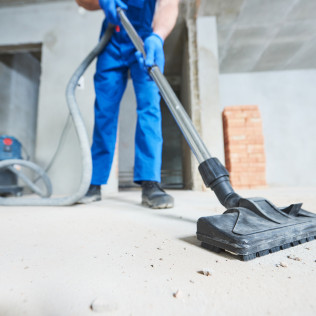 Professional commercial construction cleanup in Tampa, FL