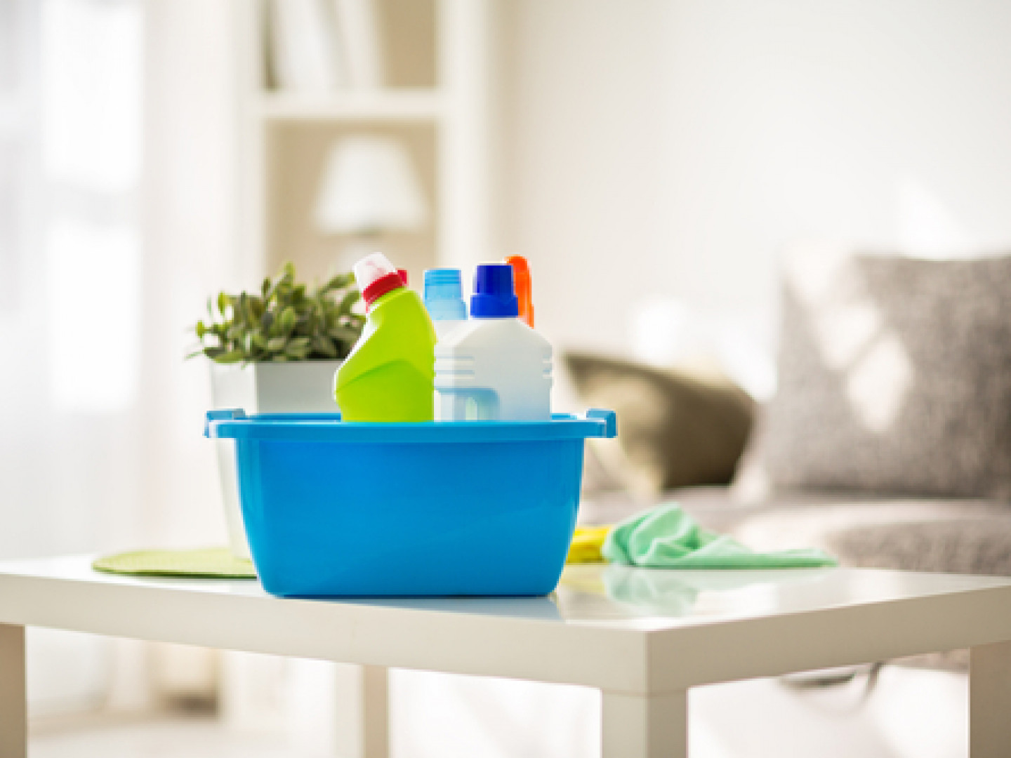 Keep Your Home Spotless